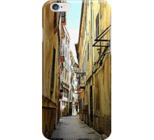 An Alley In Palma..................................Majorca iPhone Case/Skin