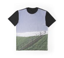Up the Hill into the Sky Graphic T-Shirt