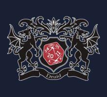 Coat of Arms - Druid Kids Tee
