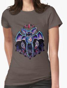 Zubat  Womens Fitted T-Shirt