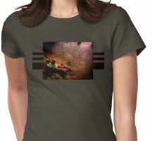 Enjoy It While It Lasts Womens Fitted T-Shirt