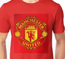 Manchester United Football club Unisex T-Shirt