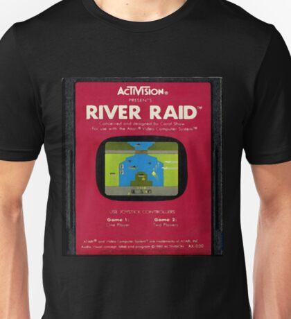 River Raid Cartridge Unisex T-Shirt