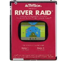River Raid Cartridge iPad Case/Skin