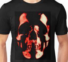 DREAD SKULL Unisex T-Shirt