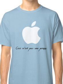 Ceci n'est pas une pomme. Classic T-Shirt