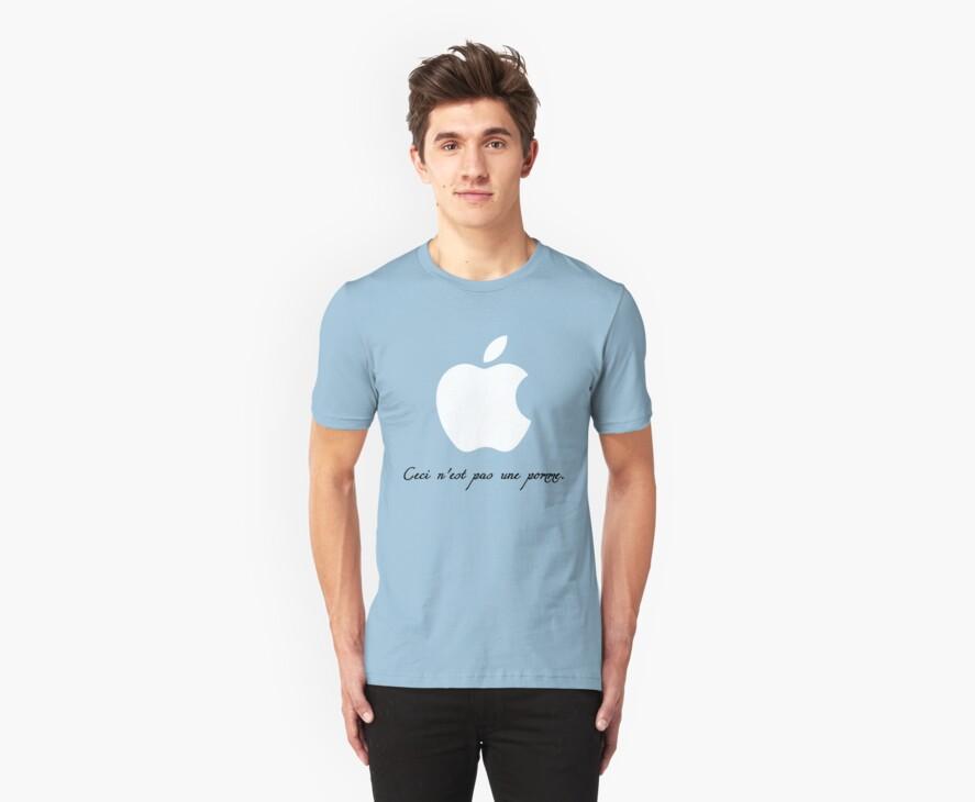 Ceci n'est pas une pomme. by MadeleineKyger