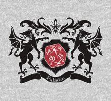 Coat of Arms - Paladin Kids Tee