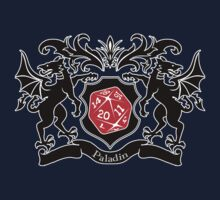 Coat of Arms - Paladin One Piece - Short Sleeve