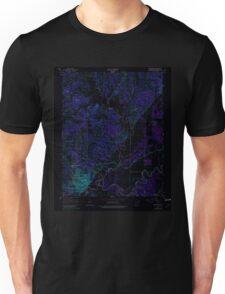 USGS TOPO Map Arkansas AR Pocahontas 259423 1966 24000 Inverted Unisex T-Shirt