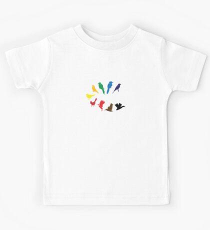 Bird Palette Kids Clothes