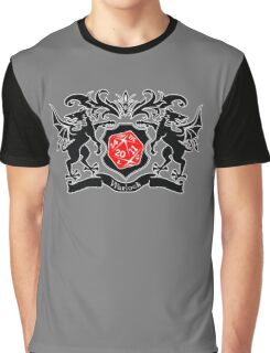 Coat of Arms - Warlock Graphic T-Shirt