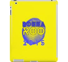 BONNAROO 2015 - See you on the farm! iPad Case/Skin