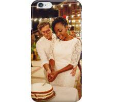 Cake Cutting iPhone Case/Skin