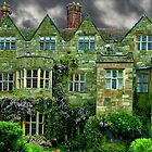 Manor House Staffordshire by Kenart