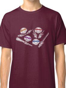 Ninja Doodles Classic T-Shirt