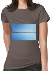 the end of the sea Womens Fitted T-Shirt