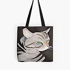 Cat Tote #17 by Shulie1