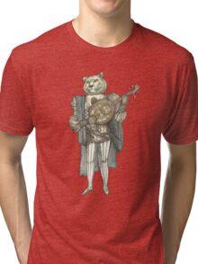 Banjo Lion Tri-blend T-Shirt