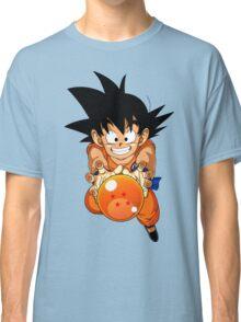 Dragon ball and Goku Classic T-Shirt