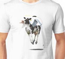 Holy Cow (colour) Unisex T-Shirt
