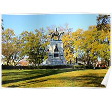 Monument in Washington, D.C. Poster