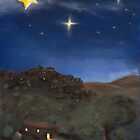 Holy Night by Jens-Uwe Friedrich