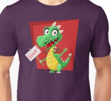 Dragon Says Hola Unisex T-Shirt