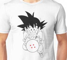 Goku and ball Unisex T-Shirt
