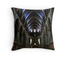 Notre Dame Throw Pillow