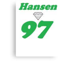 Fifth Harmon Hansen Merch Canvas Print