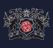 Coat of Arms - Wizard Kids Tee