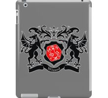 Coat of Arms - Wizard iPad Case/Skin