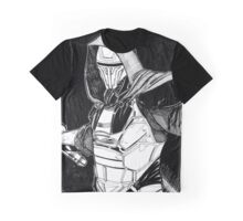 Darth Revan Bordered Graphic T-Shirt