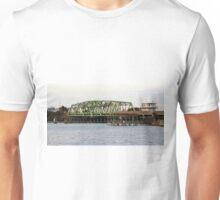 Surf City Swing Bridge Unisex T-Shirt