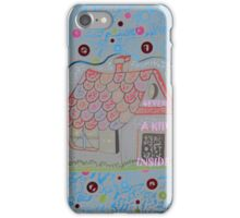4EVER a kid by Nikki Ellina iPhone Case/Skin