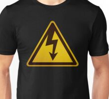 Let This Be A Warning! Unisex T-Shirt