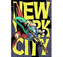 Nega New York City Photographic Print