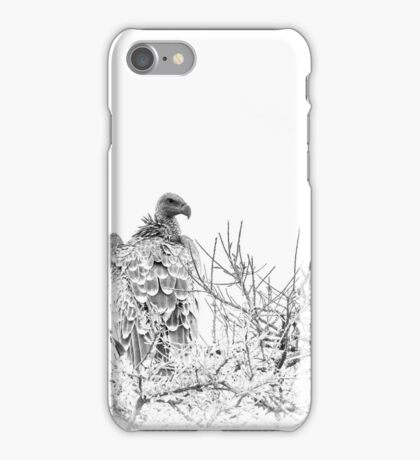waiting- masai mara kenya iPhone Case/Skin