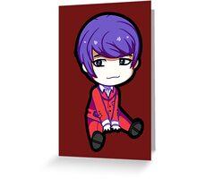 Shuu Tsukiyama (Tokyo Ghoul) Greeting Card