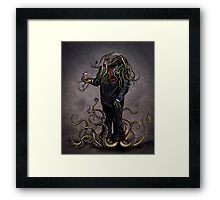 To The Old Ones Framed Print