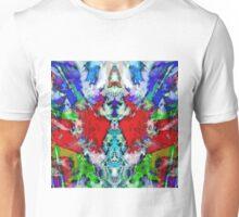 Shouting flares Unisex T-Shirt