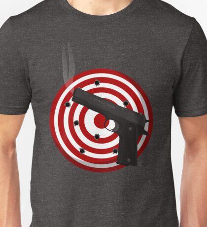 Target Practice Unisex T-Shirt
