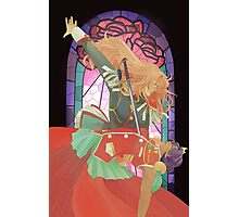 Revolutionary Girl Utena Photographic Print