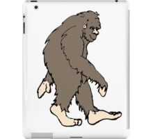 Cute Sasquatch  iPad Case/Skin