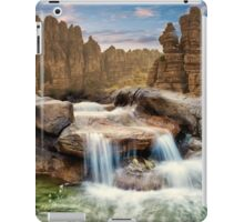 Waterfall Compilation iPad Case/Skin
