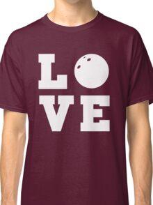 Bowling Love Classic T-Shirt