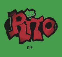"""RITO pls"" by limitedskins.com Kids Clothes"