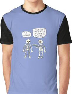 Is it gluten free? Graphic T-Shirt