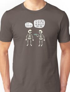 Is it gluten free? Unisex T-Shirt